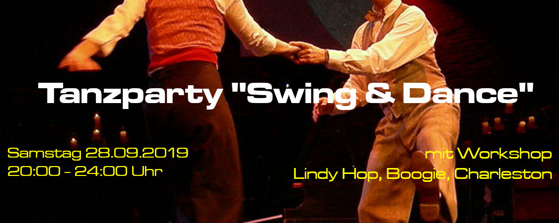 """Party """"Swing And Dance"""""""
